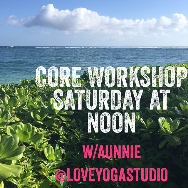Love your core! Aunnie makes this fun with a blendhellip