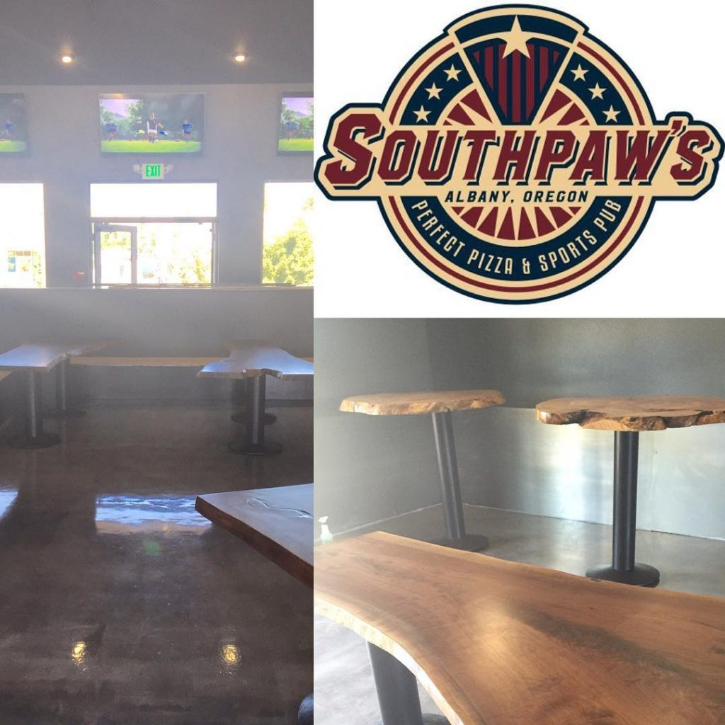 We got a sneak peak inside our new neighbor SouthPaws!hellip