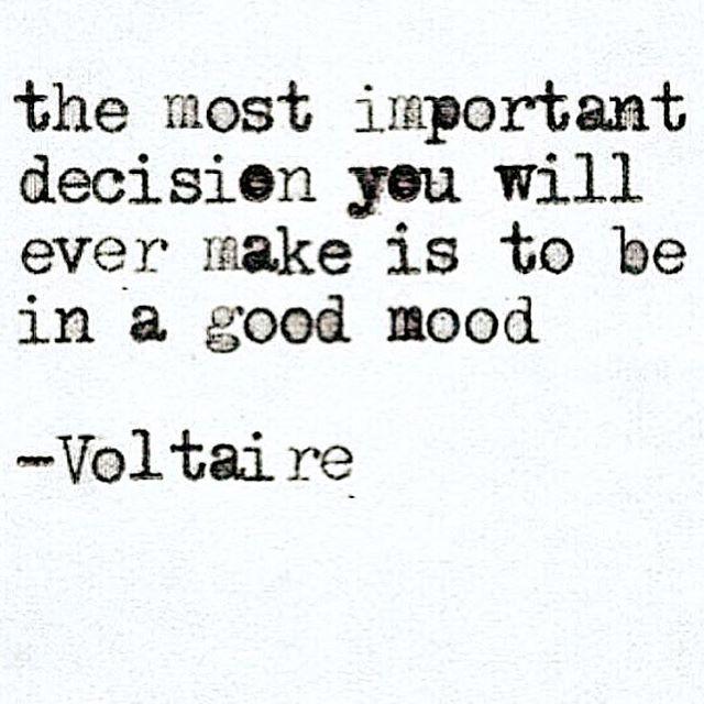 Love Yoga LoveYoga Optimism Voltaire goodmood