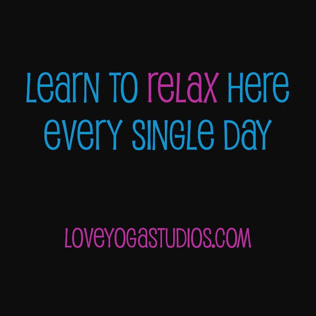 Relaxation heals relax feelgood chooselove