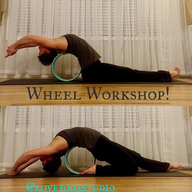 All levels Flow and wheel workshop for fun and function!hellip