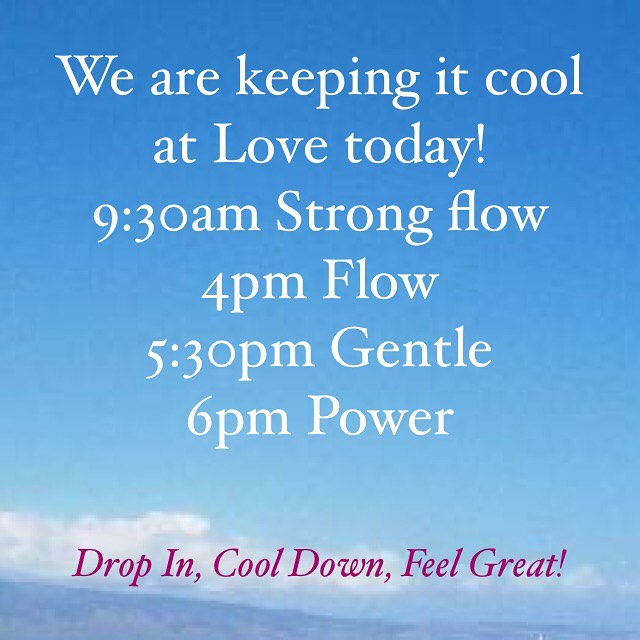 Take extra good care of yourself today! stay cool andhellip
