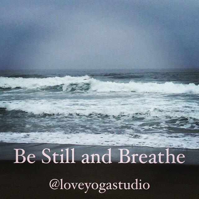 When life gets uncomfortable or uncertain bestillandbreathe Free meditation todayhellip