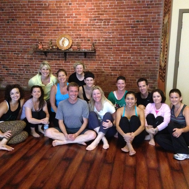 Last year's PYT-Portland Yoga Tour! Great peeps, great yoga, great…