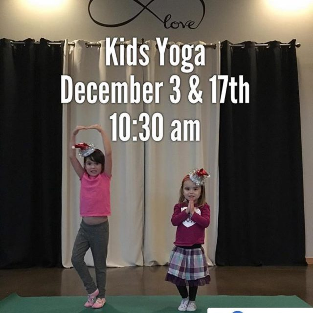 Kids love yoga too! The dates are out for kidshellip