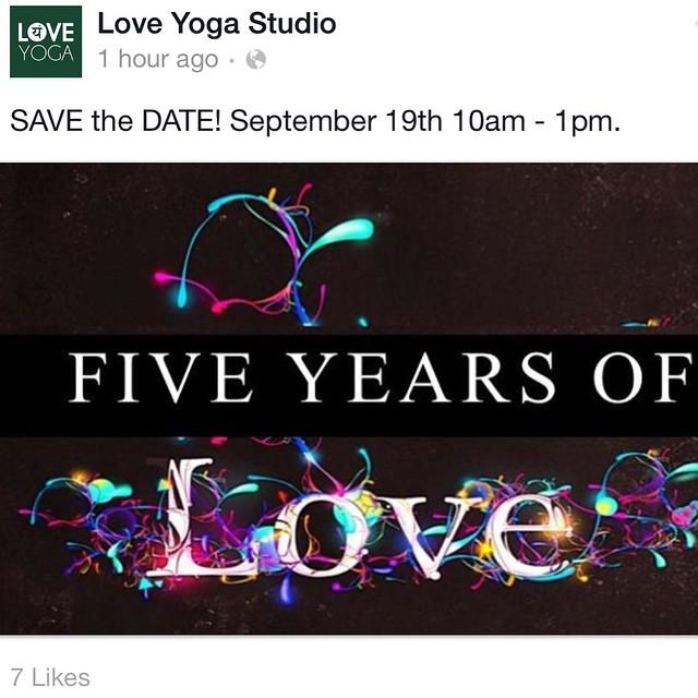 Celebrate the Love!!!