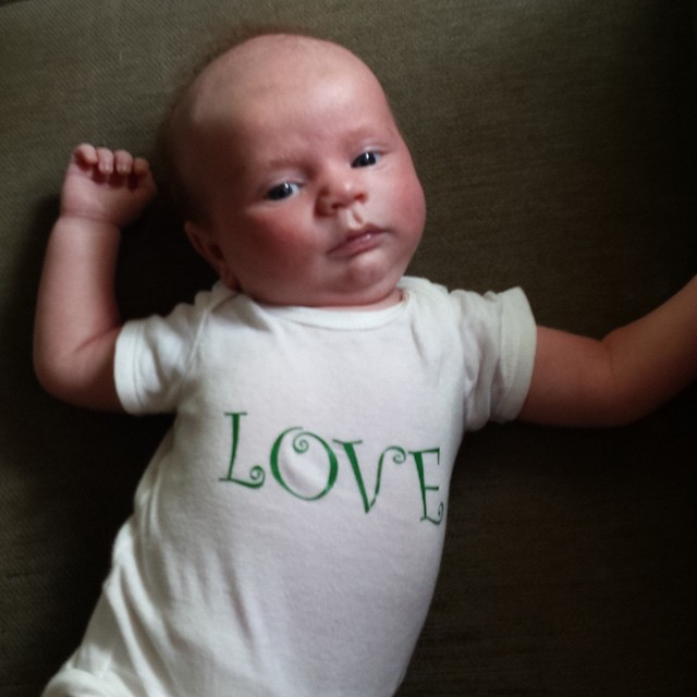 Welcome Atticus to the littleloveyogis club! Congrats Shanti Marcus andhellip