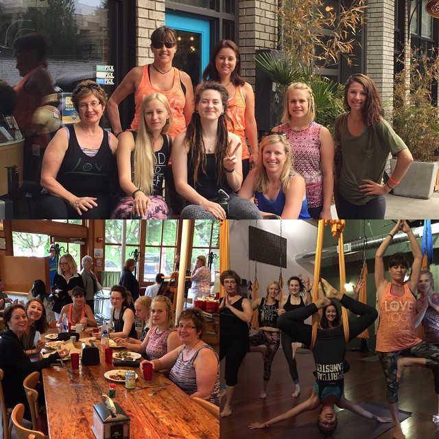 The Portland Yoga Tour was a huge success! Thanks Portlandhellip