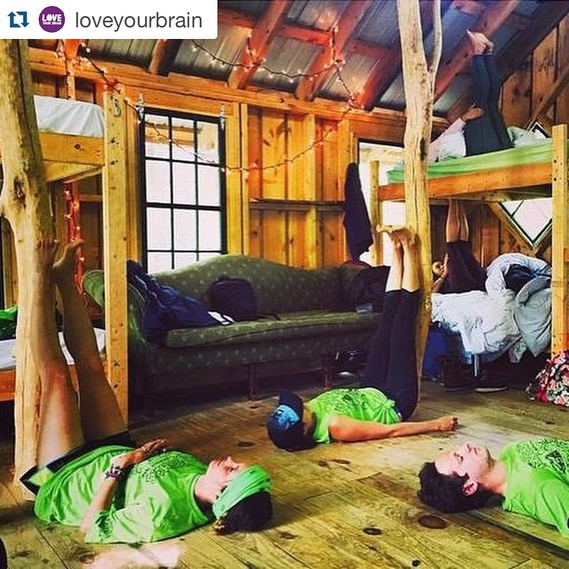 loveyourbrain with repostapp  Yoga is so much more thanhellip