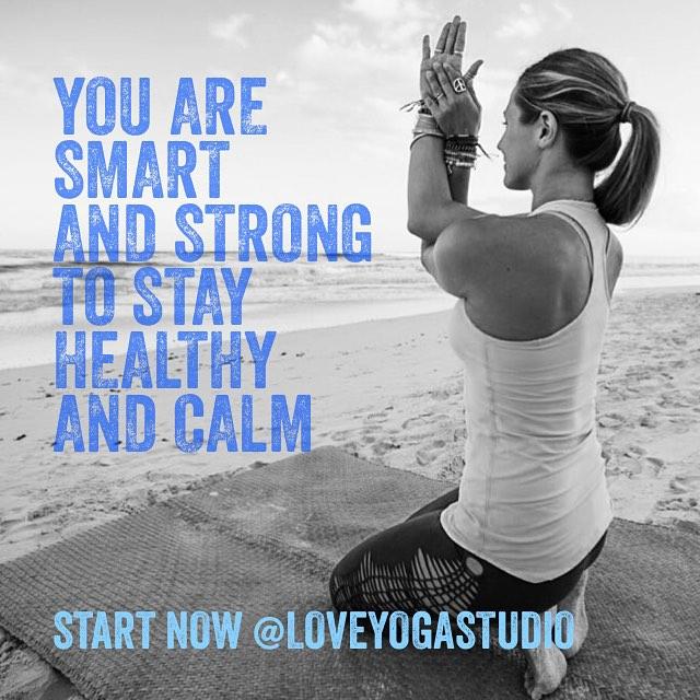 Start now! howcanwehelp loveyoga