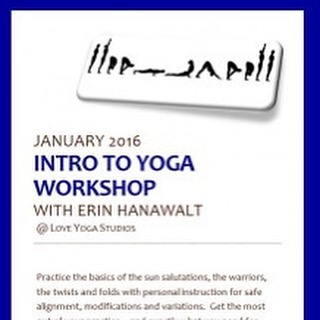 Jan 16th  noon! This Intro class will give youhellip