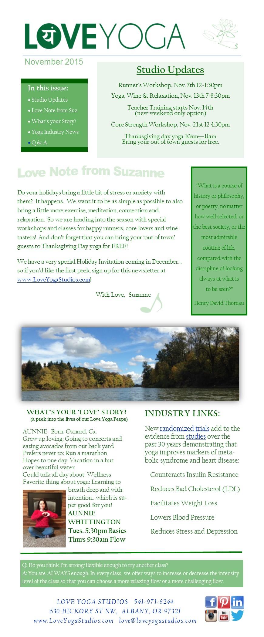 Newsletter 1115