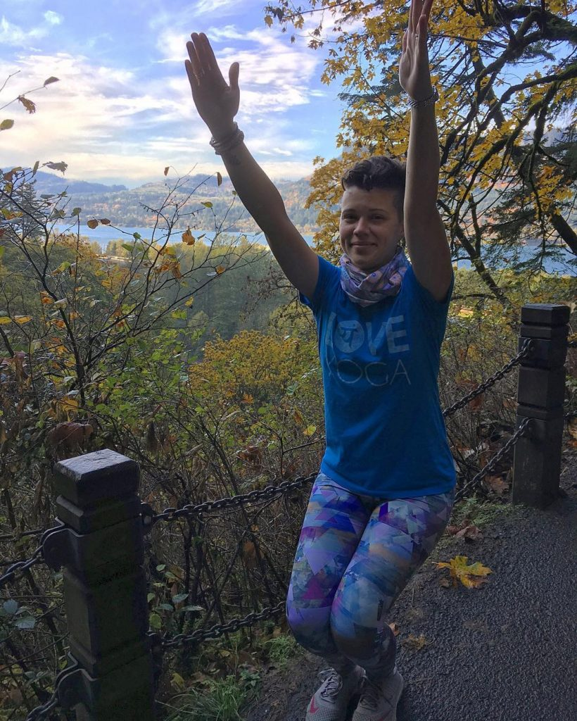 You have four options for power yoga this week startinghellip
