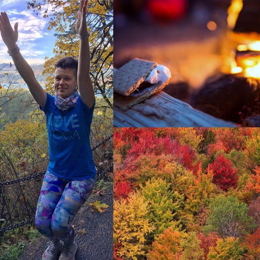 These are a few of our favorite things Fall Yogahellip