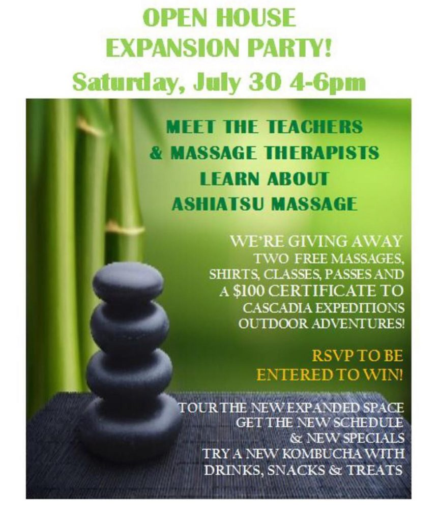 expansionparty openhouse entertowin relax love yoga northalbany