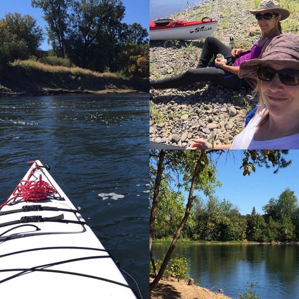 Seriously spectacular! Spent the day on the river with erinhanawalthellip