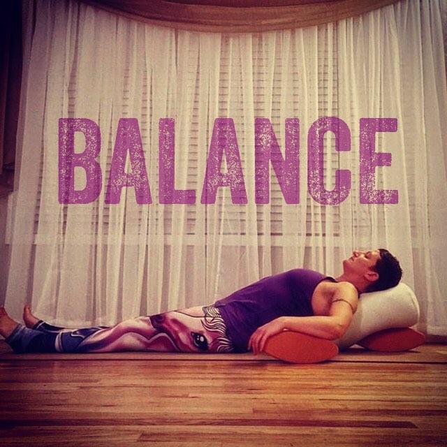 Perfect balance? No thank you Who wants the same amounthellip