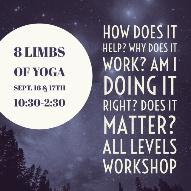 All about yoga and you! Two half days of purehellip