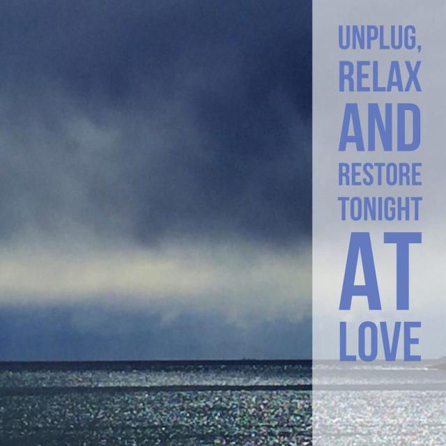 Six Oclock Restorative Yoga love loveyoga