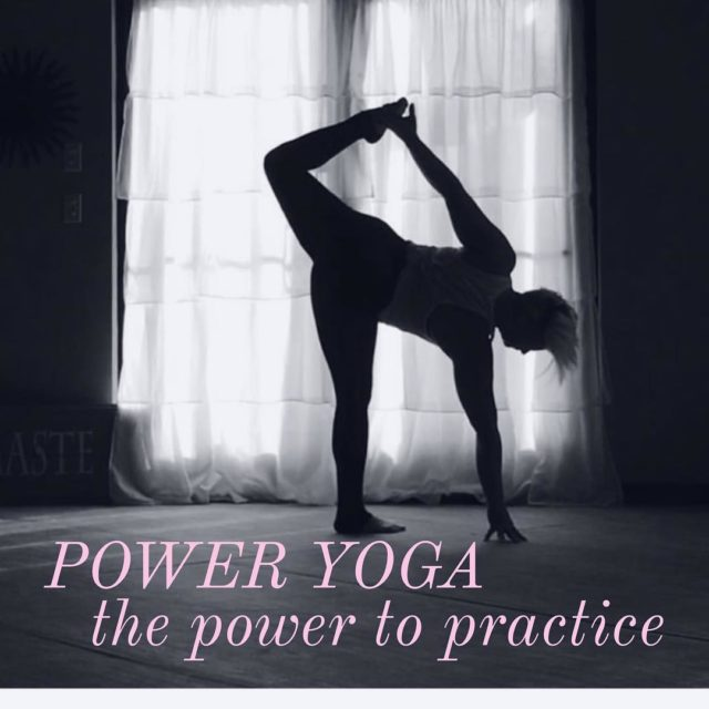 The power to practice comes from the power to loveyourselfhellip