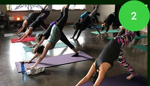 Intro Classes and Memberships at Love Yoga Studios in Albany Oregon