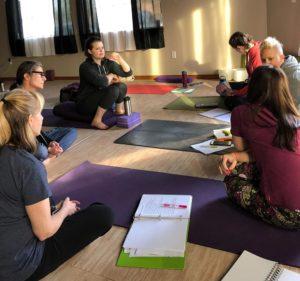 Yoga Coaching at Love Yoga Studios in Albany Oregon